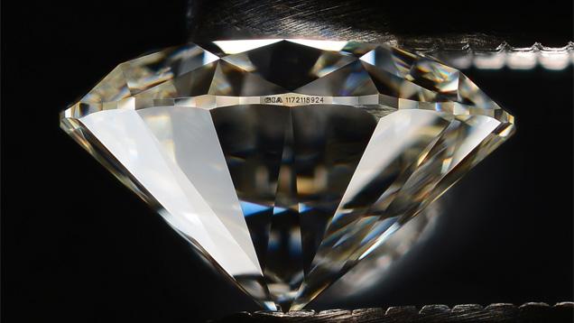 LASER INSCRIPTION - THE BEST WAY TO IDENTIFY DIAMONDS