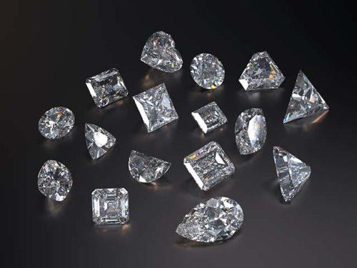 Cut Grading Across Round Amp Diamond Shapes J Shalev Diamonds
